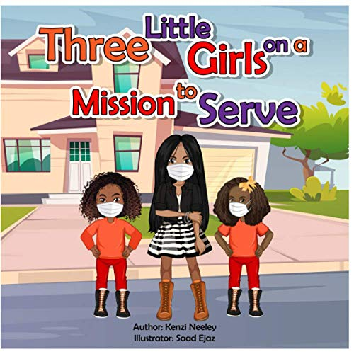 Three Little Girls on a Mission to Serve